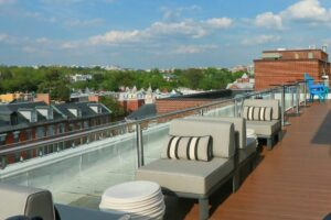 The Rooftop at the Graham Georgetown